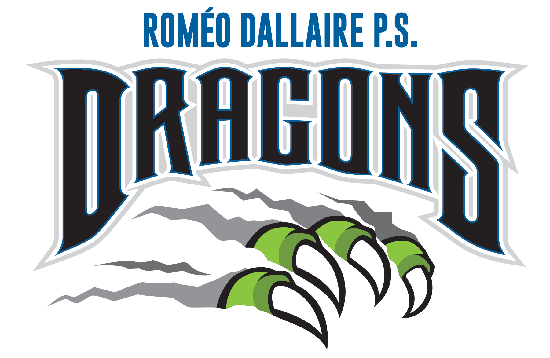 Roméo Dallaire Public School logo
